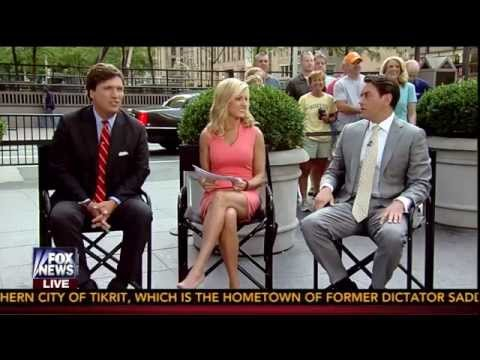 Ainsley Earhardt - beautiful legs 6/29/2014