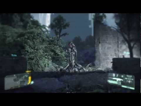 Crysis 3 Walkthrough Part 11 - WITH THE END IN MIND