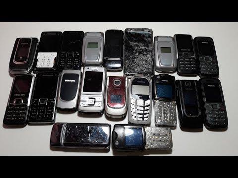 100 Телефонов за 40$. Посылка с телефонами из Германии. Очередной выигрыш с аукциона. Часть 2