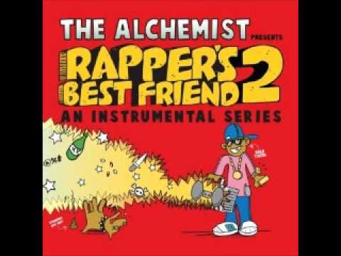The Alchemist - Some Gangsta Shit (Instrumental)