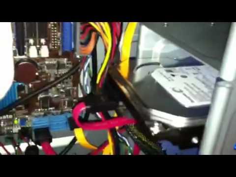 AMD Phenom Quad Core II X4 940 3.0 ghz 4 gb ddr 320 gb dvd windows 7