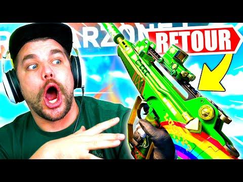 """""""La FFAR est de RETOUR sur WARZONE"""" (Call of Duty Saison 3 Meta)"""