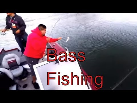 Bass Fishing - Spring Fishing Tips (Millerton Lake Near Fresno, California)