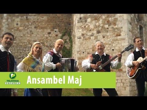 Ansambel Maj - Ljubljanski grad, Uradna verzija (Official video)