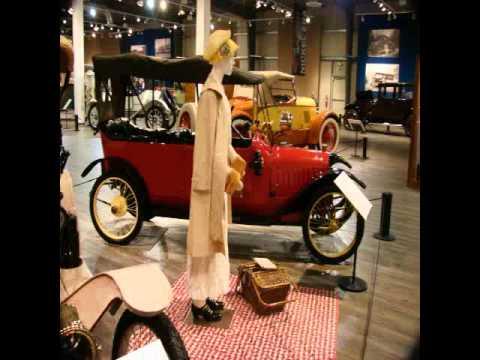 Fountainhead Antique Auto Museum Fairbanks, Alaska slide-show
