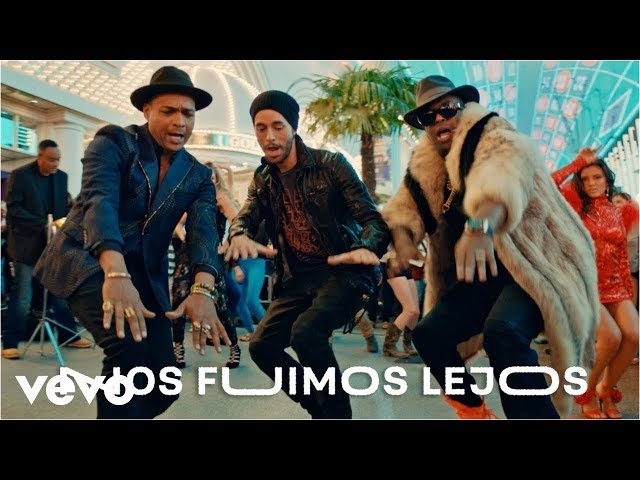 Descemer Bueno, Enrique Iglesias - Nos Fuimos Lejos (Official Video) ft. El Micha