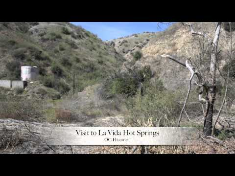 OC Historical Visits- La Vida Hot Springs
