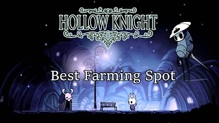 Best Farming Location Hollow Knight - Early/Mid Game - 1700 Geo Every 10 Minutes