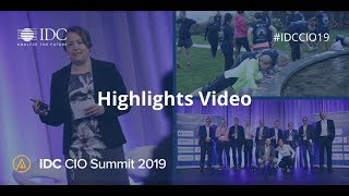 IDC's European CIO Summit 2019, Wicklow, Ireland -  Highlights Video