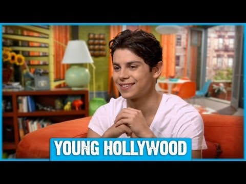 Jake T. Austin on Selena Gomez and Returning to WAVERLY PLACE