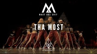 [1st Place Major Crew] Tha Most | Maxt Out 2017 [@VIBRVNCY Front Row 4K]