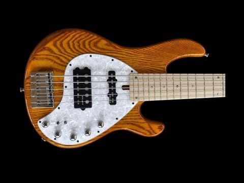 M Super 5 Cordas   André Vasconcellos   Delano Pickups & Preamp   Eliezer Lara Guitars