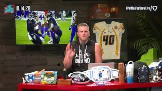The Pat McAfee Show | Wednesday October 14th, 2020