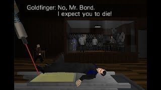 Présentation Goldfinger 64 [Goldeneye 007 Mod] (N64)