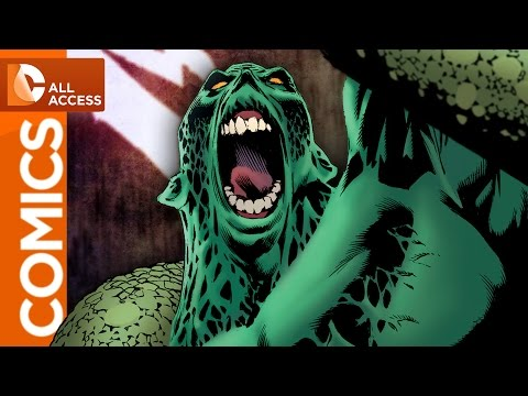 Swamp Thing Goes Back to His Roots w/ Len Wein