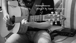 Greensleeves (Зелёные рукава) (Acoustic Fingerstyle Guitar) - Igor Chertolyas | Guitar Tabs