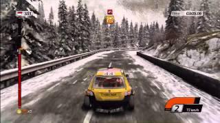 Proton Satria  WRC World Rally Championship 4 Gameplay Review