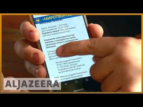 🇺🇦 🇭🇺 Ukraine-Hungary row: Dual citizens 'outed' in Ukraine | Al Jazeera English