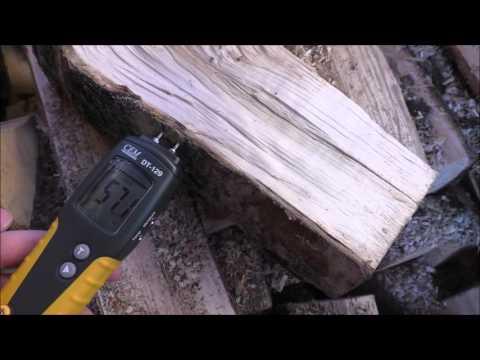 """""""Убиваем"""" печь сырыми дровами."""