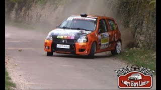 Finale des rallyes Chalon 2018 [HD] - Crashs & Mistakes