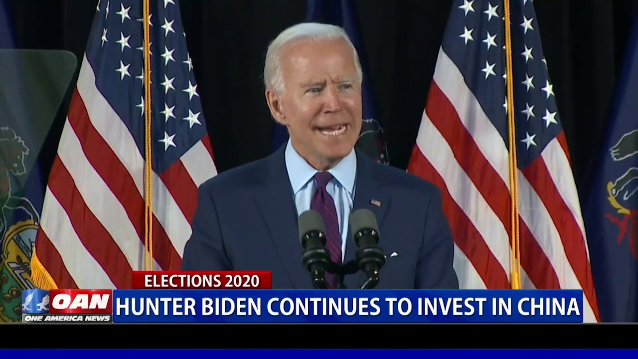 Hunter Biden continues to invest in China