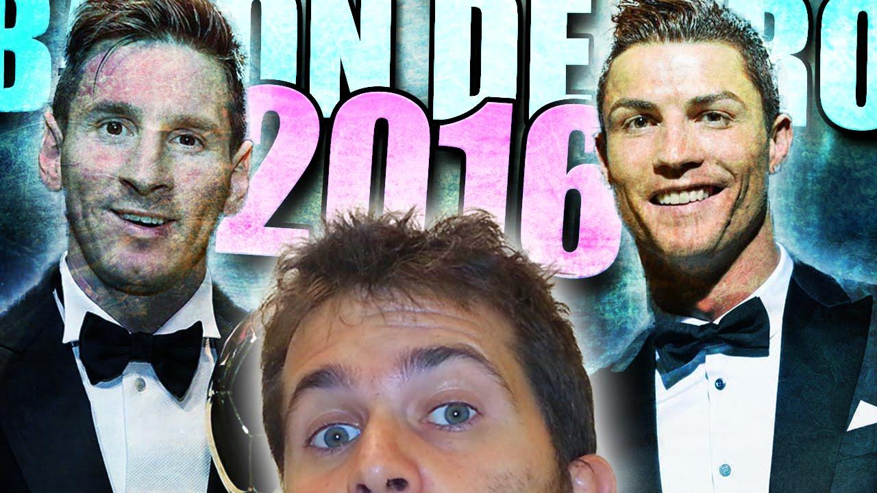Quien Ganará El Balón De Oro 2016 Cristiano Ronaldo