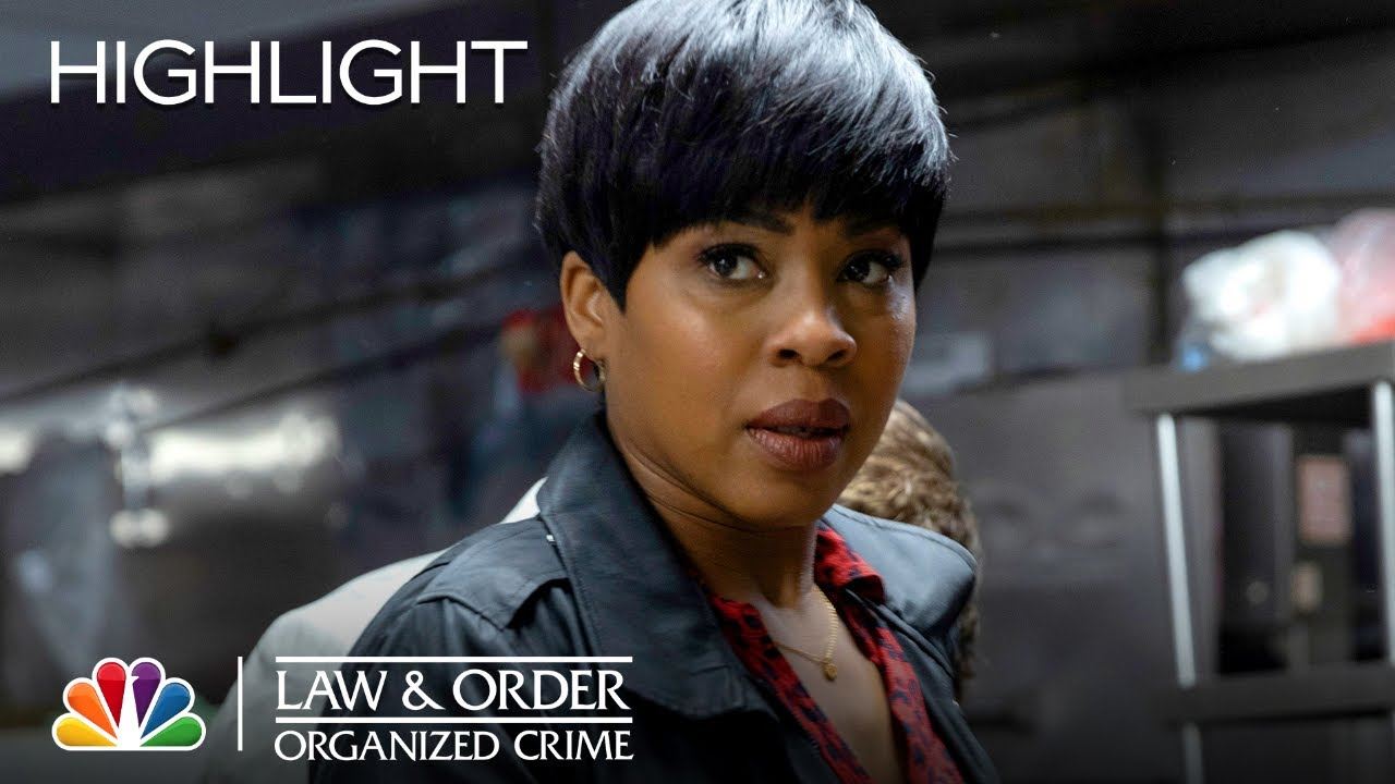Stabler and Bell Save Wheatley's Life - Law & Order: Organized Crime