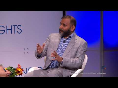 Fireside Chat with Harinder Takhar