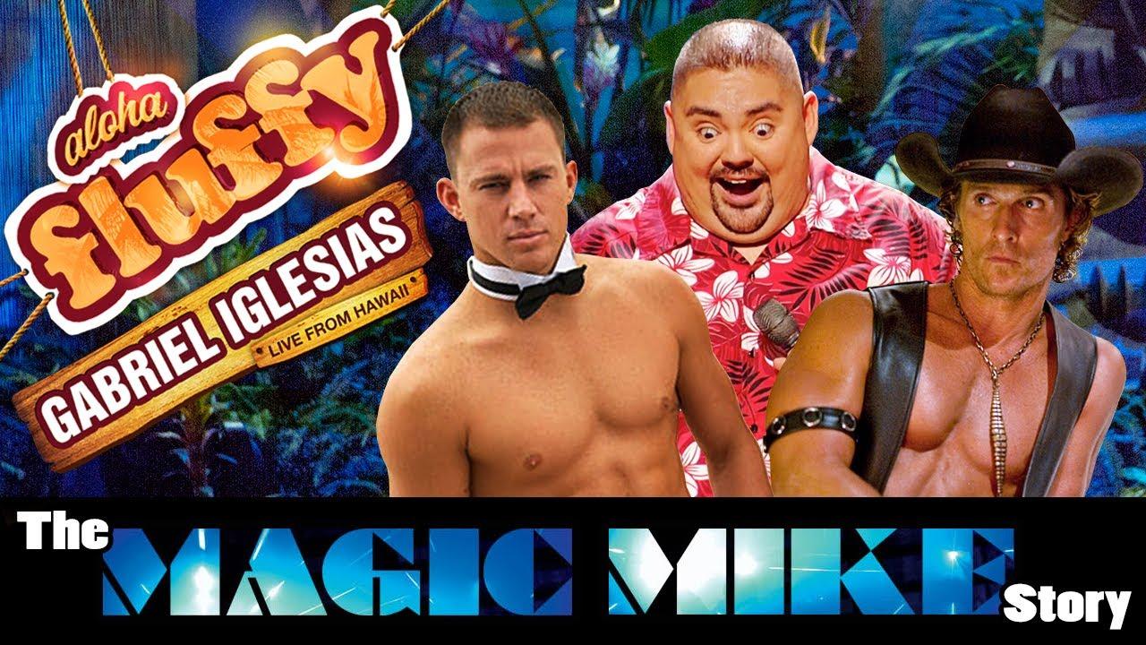 Gabriel Iglesias Magic Mike Scene