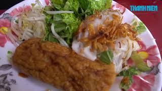 Ăn đã miệng với miếng chả siêu to của quán bánh cuốn 3 đời ở Sài Gòn