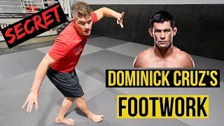 The SECRET To Dominick Cruz's FOOTWORK | UFC 249 | Stephen Wonderboy Thompson