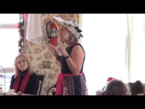 Tea & Tales Clip - Children's Christmas Event 12-9-17 Brambles English Tea Room