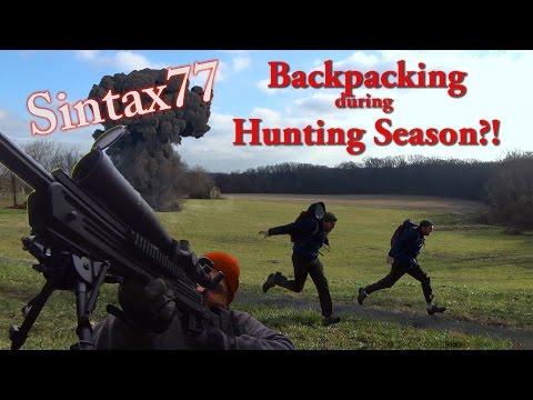 Backpacking During Hunting Season?! - SinChats