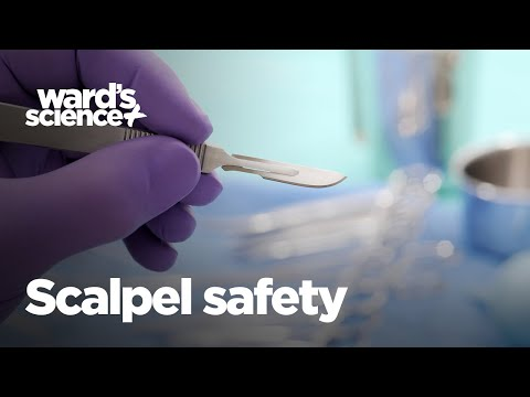 Scalpel Safety: How to Prepare a Scalpel and Stay out of the ER