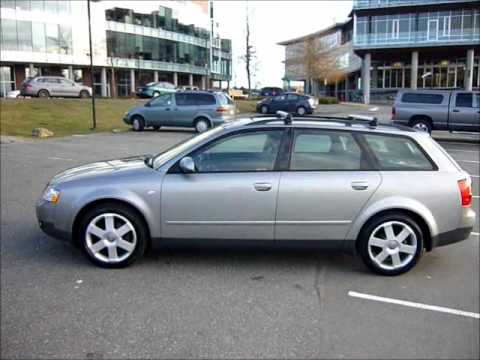2003 audi a4 wagon quattro 10995 malibu motors vicotria bc canada youtube. Black Bedroom Furniture Sets. Home Design Ideas