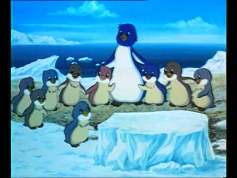 The Adventures of Lolo the Penguin (Russian-Japanese movie with Eng & Rus subtitles)