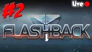 Flashback Gameplay 2013 - Walkthrough / Detonado - Episódio 2 - PC/XBox 360