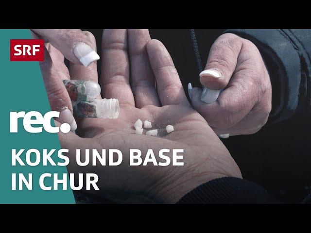 Offene Drogenszene in Chur – Drogenabhängige und Dealer im Stadtgarten | Reportage | SRF DOK