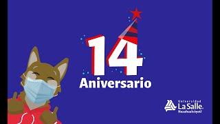 ¡14 AÑOS!