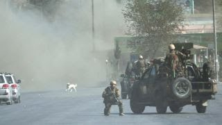 US Air Force ramps up airstrikes in Afghanistan