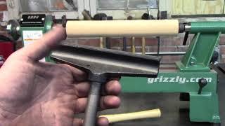 DIY Turning Tool Rest