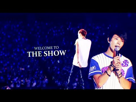 EUNHYUK & DONGHAE - WELCOME TO THE SHOW (welcome back EunHae)
