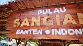 Backpacker One Day Trip - Pulau Sangiang (Banten)