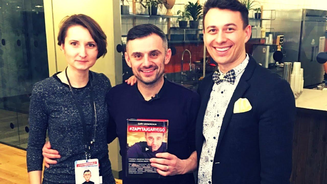 Gary Vaynerchuk w Polsce!? :)