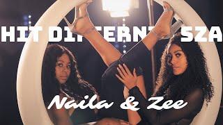 Hit Different x SZA (Dance Video) | Choreo: Naila & Zaria