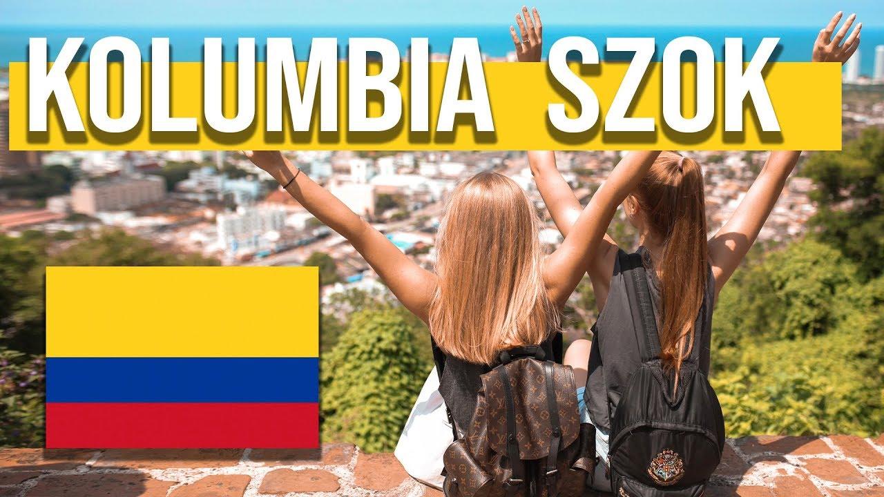 Kolumbia *SZOK* 😱🥰