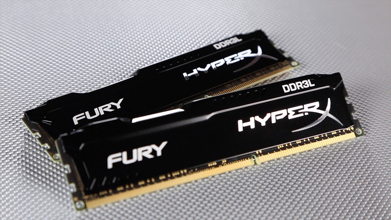 kingston hyperx fury ddr4 RAM