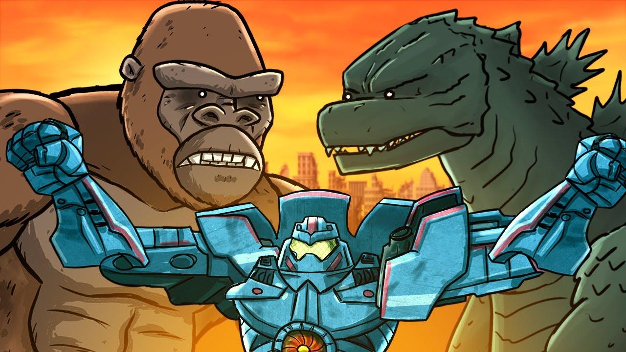The HISHE Kaiju Compilation