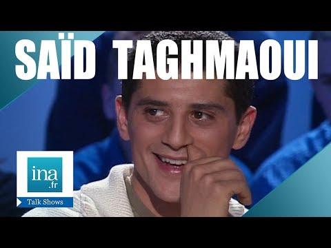 interview première fois de Said Taghmaoui - Archive INA