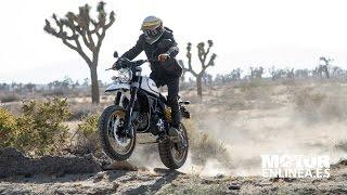 Ducati Scrambler Desert Sled | Off-Road